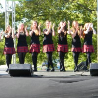 Kristin Butke School of Irish Dance - Reptile Show in Clarksville, Tennessee