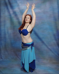 Krystle Hope ~Serenity Haven Belly Dancer~