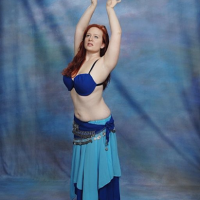 Krystle Hope ~Serenity Haven Belly Dancer~ - Dance in Lake In The Hills, Illinois
