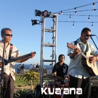 Kua'ana - Steel Drum Player in Santa Monica, California