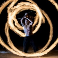 Kyle on Fire - Fire Performer in Miami, Florida