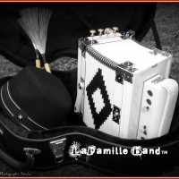 La Famille Trio / Cajun Brothers Duo - Zydeco Band in Kenner, Louisiana