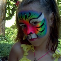 Lacey's Faces - Face Painter in Yuba City, California