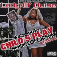 Lady El' Ousie - Hip Hop Artist / Rapper in Milwaukee, Wisconsin