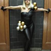 Lady Gaga Impersonator Erika Smith - Burlesque Entertainment in Rutland, Vermont