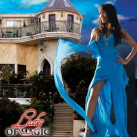 Lady of Magic - Magic in Rancho Palos Verdes, California