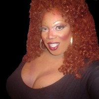 Lady Red Couture - Female Impersonator in Long Beach, California