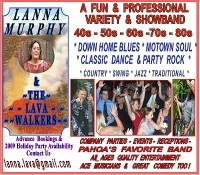 "Lanna Murphy""s Lavawalkers - Bands & Groups in Kihei, Hawaii"