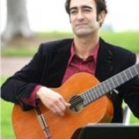 Payam Larijani, Classical Guitarist - 1990s Era Entertainment in Santa Ana, California