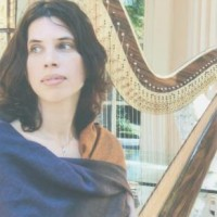Larisa Smirnova Harpist/Pianist - Bagpiper in San Francisco, California