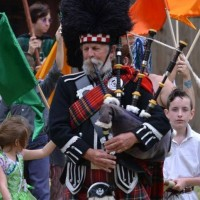 Lary Fowler, Bagpiper - Bagpiper in Orange County, California