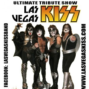 Las vegas platinum kiss tribute band tribute band kiss tribute