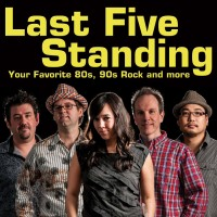 Last Five Standing - 1980s Era Entertainment in Greenville, South Carolina