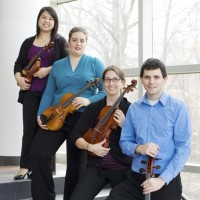 Fisher Park String Quartet - Classical Music in Durham, North Carolina