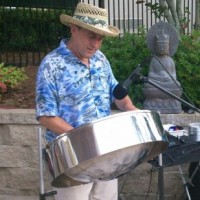 Latitude Adjustment Steel Band - One Man Band in Starkville, Mississippi