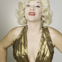 Laura Nava - Marilyn Monroe Impersonator in Chico, California