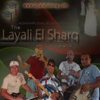 LAyali El Sharq Band - Wedding Band in Buffalo, New York