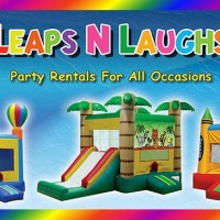 Leaps N Laughs Party Rental Co. - Party Rentals in Washington, Pennsylvania