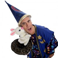 Lee Curtis the Magical Wizard - Pony Party in Arvada, Colorado