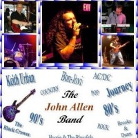 The John Allen Band - Southern Rock Band in Clarksville, Tennessee