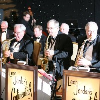 Leon Jordan and the Continentals - Big Band in Fayetteville, North Carolina