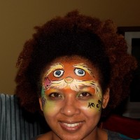 Let's Face It! Face Painting and Glitter Tattoos - Face Painter in Chattanooga, Tennessee