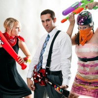 Life of the Party Station - Wedding Photographer in Cedar Rapids, Iowa