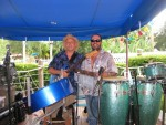 Guitar,Steel Pan and Percussion