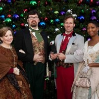 Like The Dickens Carolers - Barbershop Quartet in Atlanta, Georgia