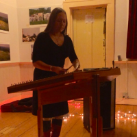 Lisa Ann Moroz - Dulcimer Player in Plainfield, Vermont