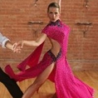 Lisa Holt and Israel Pena - Dance in Chickasha, Oklahoma