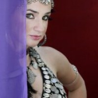 Lisa Zahiya - Belly Dancer in Asheville, North Carolina
