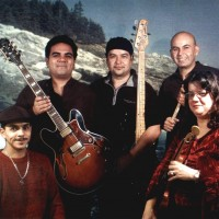 Lissette Torres and The Latin Gypsy Combo - Cajun Band in Corpus Christi, Texas