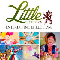Little Striped Lion - Children's Party Entertainment / Children's Party Magician in Hollywood, Florida
