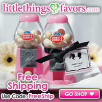 Little Things Favors - Wedding Favors Company / Party Favors Company in Sayreville, New Jersey