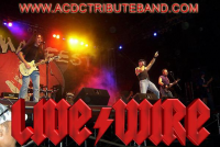 Live Wire AC/DC Tribute Band - 1990s Era Entertainment in Peekskill, New York
