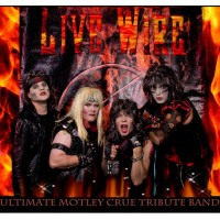 Live Wire A Premier Motley Crue Tribute Band - Tribute Bands in Spanish Fork, Utah