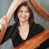 Lois Colin, Harpist - New Age Music in Stamford, Connecticut