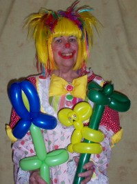 Lolly Plop the Clown