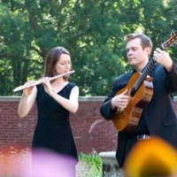 Long and Swanson Duo - Classical Music in Marion, Illinois