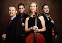 Loring String Quartet - Cellist in St Paul, Minnesota