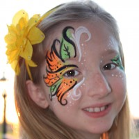 Lori's Face Painting - Inflatable Movie Screen Rentals in Alexandria, Louisiana