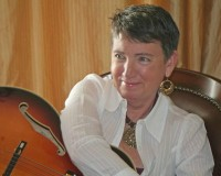 Lori Spencer - Jazz Guitarist in Asheville, North Carolina