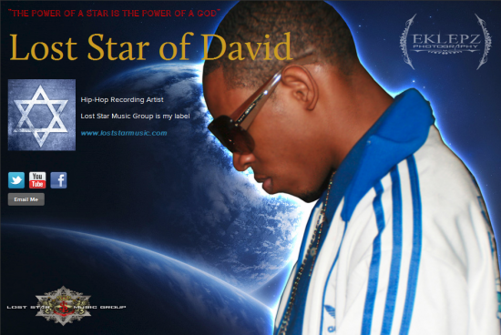 Lost Star of David