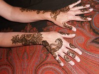 Lotus Henna - Temporary Tattoo Artist in Los Angeles, California