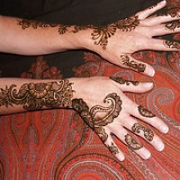 Lotus Henna - Henna Tattoo Artist / Middle Eastern Entertainment in Los Angeles, California