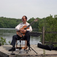 Louis Arnold, Guitarist - New Age Music in Portland, Maine