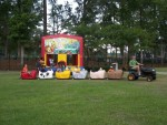 Party Animal Jump Castles &amp; Trains