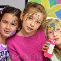 LR Face Art - Face Painter in Toronto, Ontario