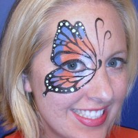 Lucky Face Painting - Body Painter in East Lansing, Michigan